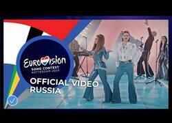 Enlace a La sorprendente canción que Rusia presentará en Eurovisión