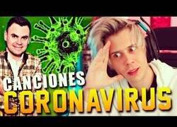 Enlace a El Rubius reacciona a las canciones sobre el coronavirus