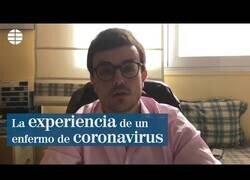 Enlace a La experiencia personal de un enfermo de coronavirus