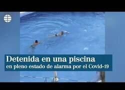 Enlace a Detenida por bañarse en una piscina de un hotel de Tenerife en pleno estado de alarma