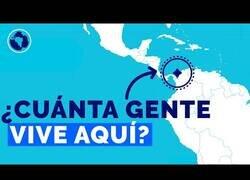 Enlace a Santa Cruz del Islote, la isla más densamente poblada del mundo