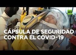 Enlace a Crean una cápsula para proteger a bebés del covid-19 inspirada el juego Death Stranding