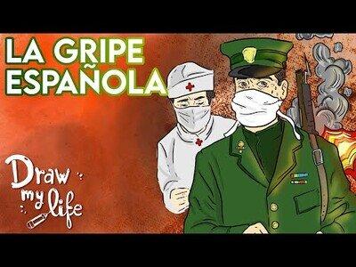 El 'Draw My Life' de la Gripe Española que tuvo lugar hace 100 años