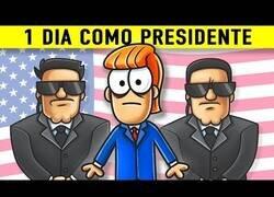 Enlace a ¿Qué pasaría si te convirtieses en el Presidente de EEUU por un día?
