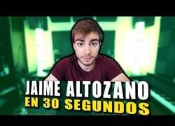 Enlace a Zorman resume a Jaime Altozano en 30 segundos