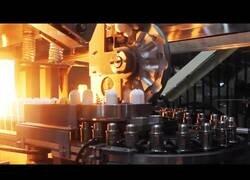 Enlace a Procesos de producción y evasado con increíbles máquinas