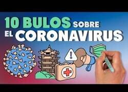 Enlace a 10 bulos sobre el coronavirus