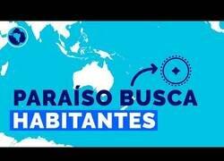 Enlace a Islas Pitcairn, el país menos poblado del mundo