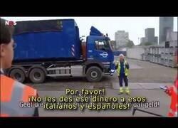 Enlace a Primer ministro holandés niega entre risas dar ayudas a España