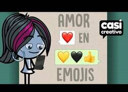 Enlace a Tipos de amores en emojis