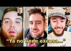 Enlace a Nil Ojeda hace que youtubers canten 'Tusa' sin que ellos lo sepan