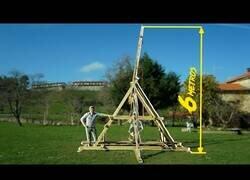 Enlace a Construyendo una catapulta medieval