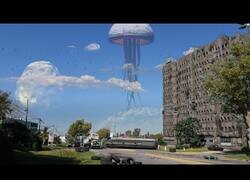 Enlace a Simulaciones de invasiones alienígenas en ciudades aisladas