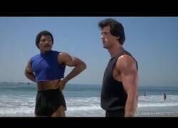Enlace a Rocky se prepara para el verano