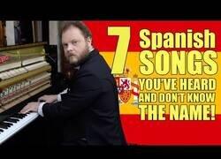 Enlace a Interpretando 7 piezas de música clásica de origen español