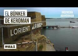 Enlace a La fortaleza para submarinos nazis en la Bretaña francesa