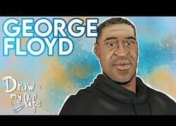 Enlace a El 'Draw my Life' de George Floyd