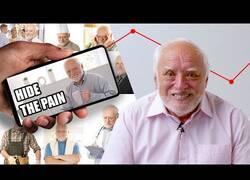 Enlace a Harold explica como se convirtió en un meme