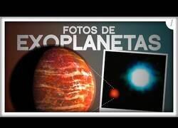 Enlace a ¿Cómo se fotografía un Planeta que orbita en otra Estrella?
