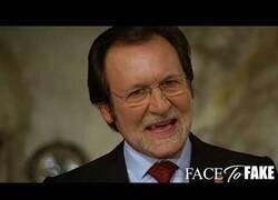 Enlace a Mariano Rajoy le canta al vino