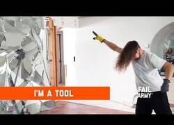 Enlace a Ten cuidado cuando utilices herramientas