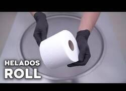 Enlace a Preparando Helado de Papel Higiénico