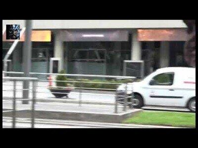 Un policía fuera de servicio reduce a un delincuente en Bilbao