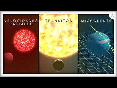3 maneras diferentes de descubrir un nuevo planeta