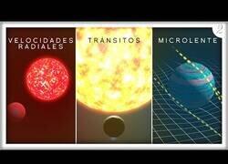 Enlace a 3 maneras diferentes de descubrir un nuevo planeta