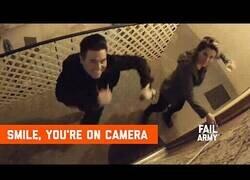 Enlace a Tremendos fails captados por cámaras de seguridad