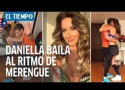 Enlace a Miss Colombia baila merengue días después de haberse quedado sin pierna