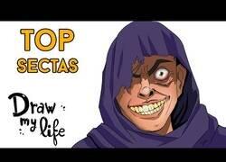 Enlace a El 'Draw my Life' de las sectas más peligrosas que existen