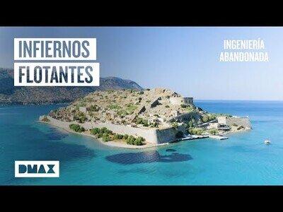 Islas paradisiacas deshabitadas con un pasado oscuro