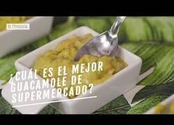 Enlace a ¿Cuál es el mejor guacamole del supermercado?