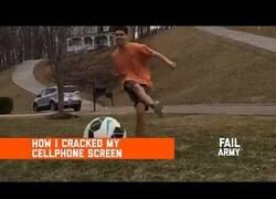 Enlace a Teléfonos móviles: Tan valiosos como frágiles