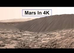 Enlace a Desvelan imágenes de la superfície de Marte en 4K