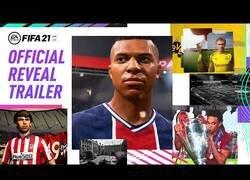 Enlace a El trailer oficial de FIFA 21