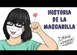 Enlace a El 'Draw My Life' de la mascarilla