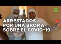 Enlace a Se hacen pasar por operarios del test del COVID y ahora podrían ser detenidos