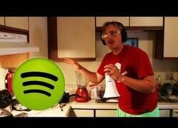 Enlace a Así se graban los anuncios de Spotify