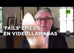 Enlace a Epic Fails en videollamadas