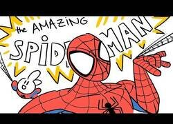 Enlace a Destripando la Historia de Spiderman