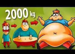 Enlace a ¿Qué pasaría si pesases 2000 kg?