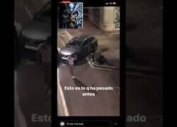 Enlace a Un boxeador profesional agrede a varios policías en Barcelona