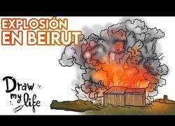 Enlace a El 'Draw My Life' sobre la trágica explosión de Beirut