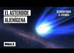 Enlace a Oumuamua: El primer objeto descubierto procedente de otra galaxia