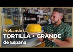 Enlace a El 'youtuber' Cenando con Pablo se va a Córdoba a probar la Tortilla más grande de España