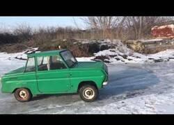 Enlace a El coche más básico que puedes encontrar en Rusia