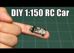 Enlace a Cómo convertir un micro coche escala 1:150 en radiocontrol