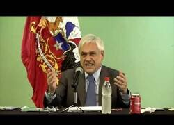 Enlace a El presidente de Chile, Piñera, le pide al coronavirus que se vaya y les deje tranquilos